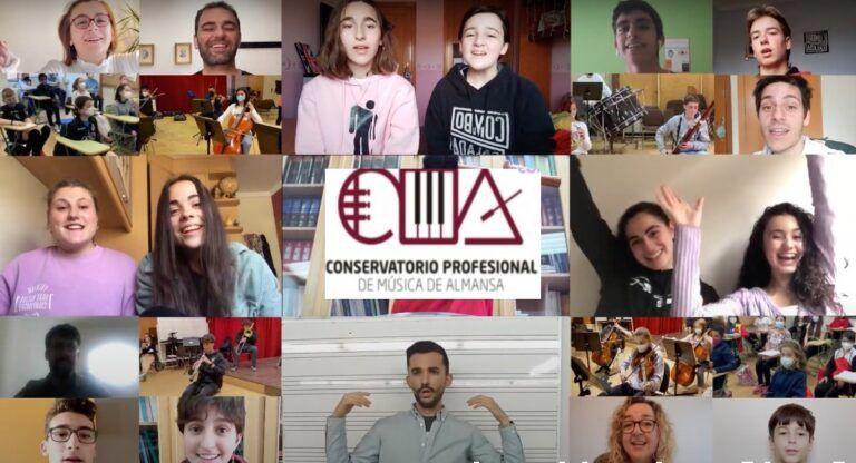 Conservatorio Jeronimo Meseguer Almansa