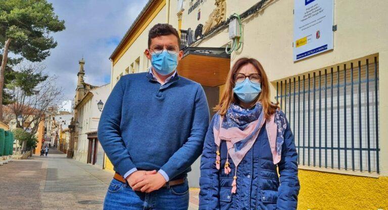 PSOE Almansa plan de empleo