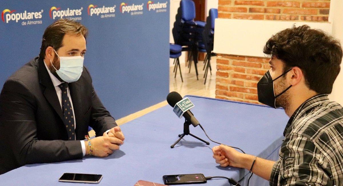 Paco Núñez Entrevista