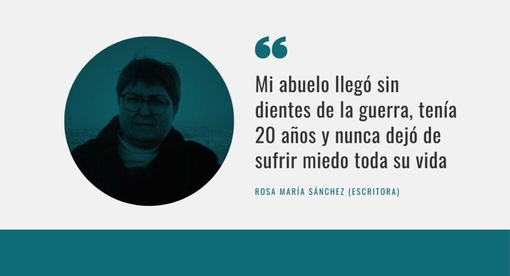 Rosa María Sanchez Opinion