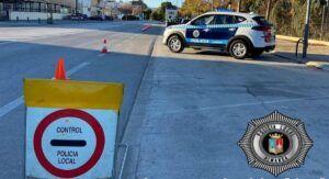 policia local balance