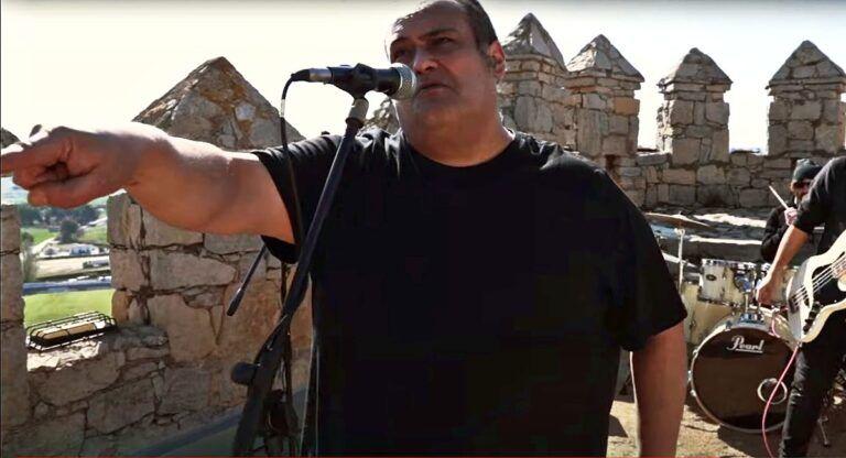 Benito Kamelas estrena videoclip en Almansa