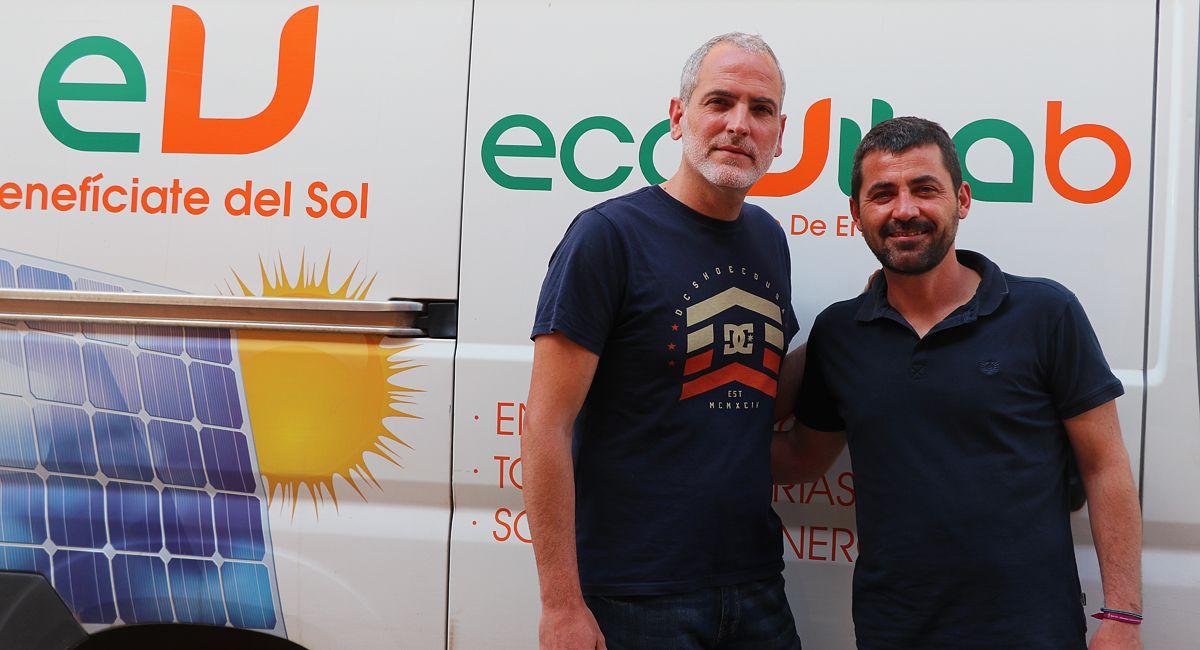 ecoVitab, la fotovoltaica de Almansa