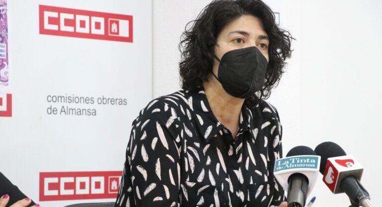 Gracia Martínez Comisiones Obreras