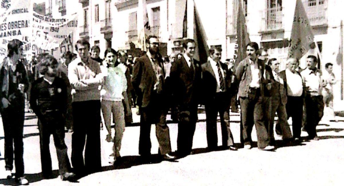 Primero de Mayo Almansa 1979