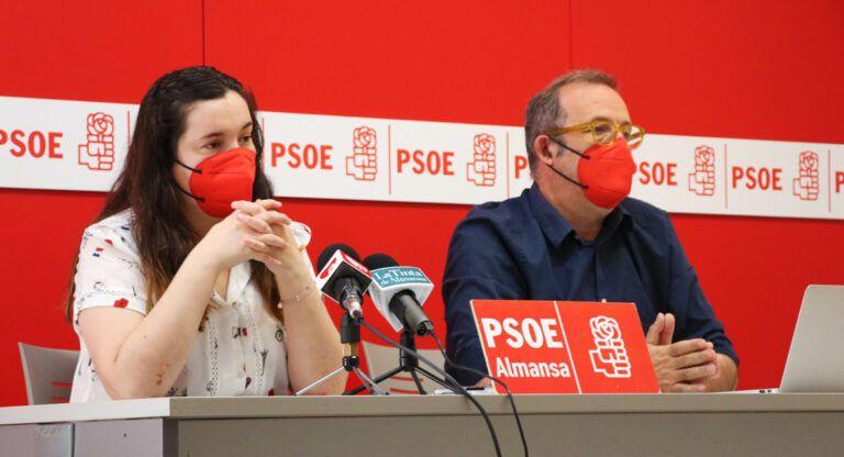 El PSOE de Almansa pide agilizar la implantación del contenedor marrón