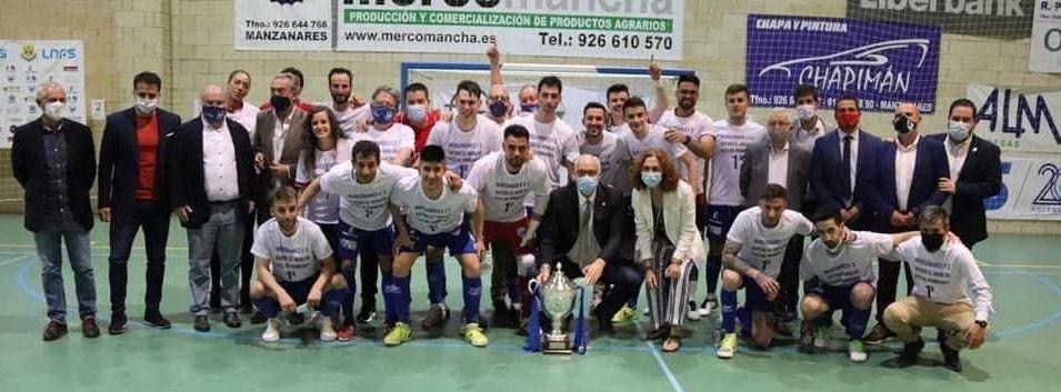 Mazanares Futbol Sala Primera División