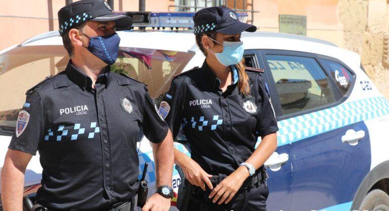 Policía Local de Almansa