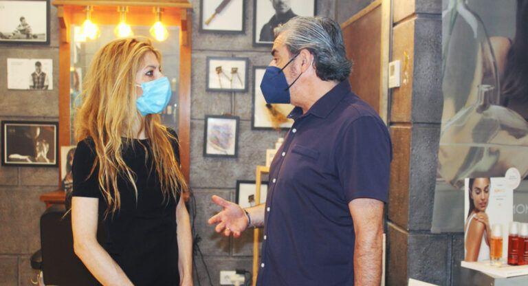 Ramón Rodríguez critica la falta de respaldo al sector de las peluquerías
