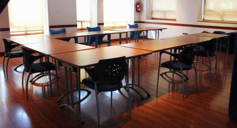 Sala de estudio para verano en Almansa
