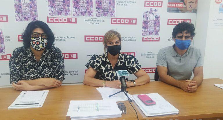 CCOO Almansa Penisones