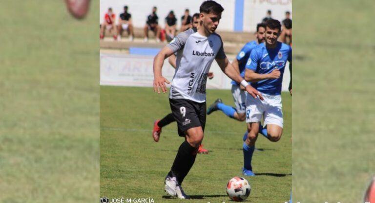 Paco Tomás Futbolista Almansa