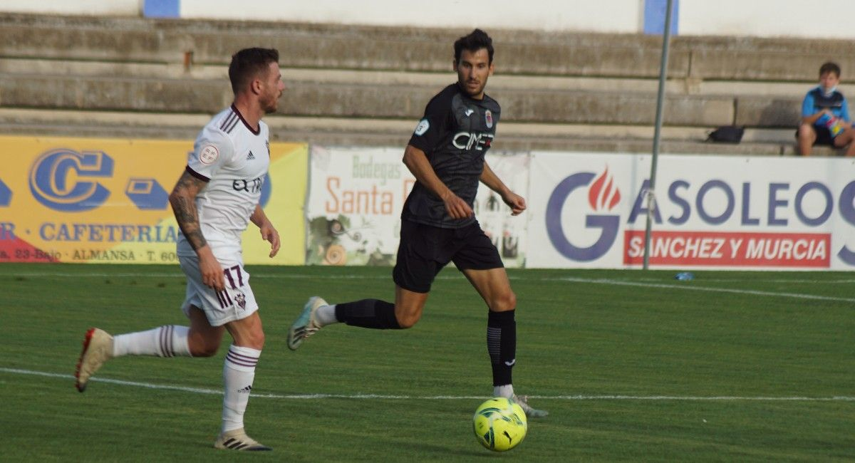 Futbol almansa albacete