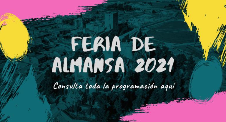 Programación Feria de Almansa 2021
