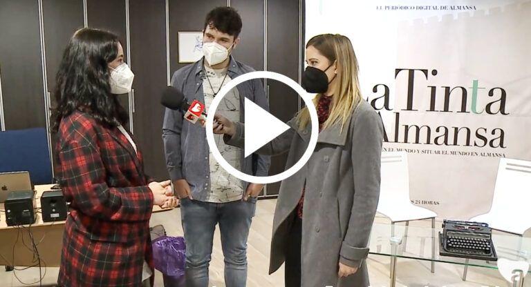 TV Almansa visita La Tinta