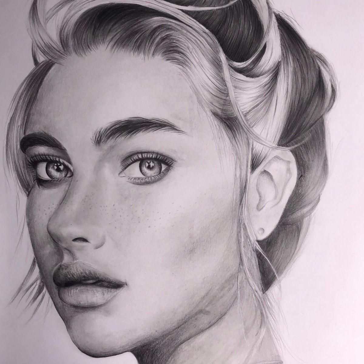 Retrato, Darya Didenko