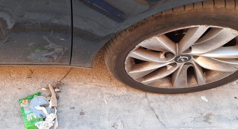 aparcamiento alterno almansa san isidro