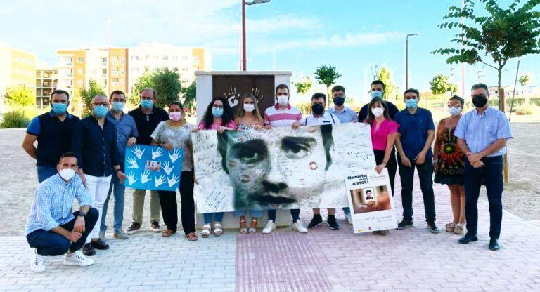 Miguel Ángel Blanco en Almansa 2021