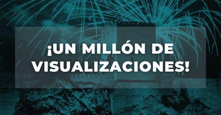 La Tinta de Almansa supera el millón de visualizaciones