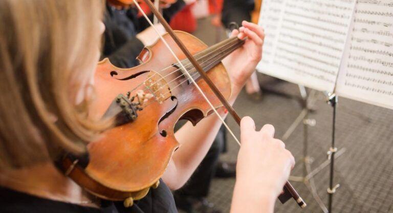 Obras del Conservatorio de Almansa en septiembre