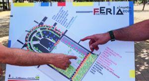 Más sobre la Feria de Almansa: inauguración y plano del Recinto Ferial