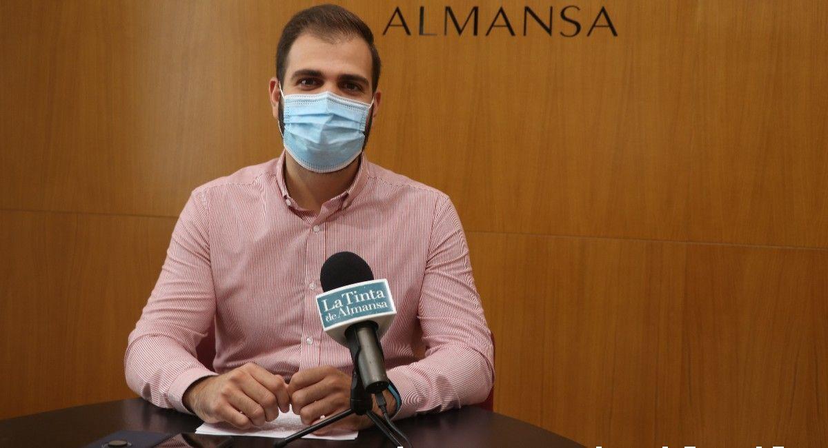 Benjamin Calero PP Almansa