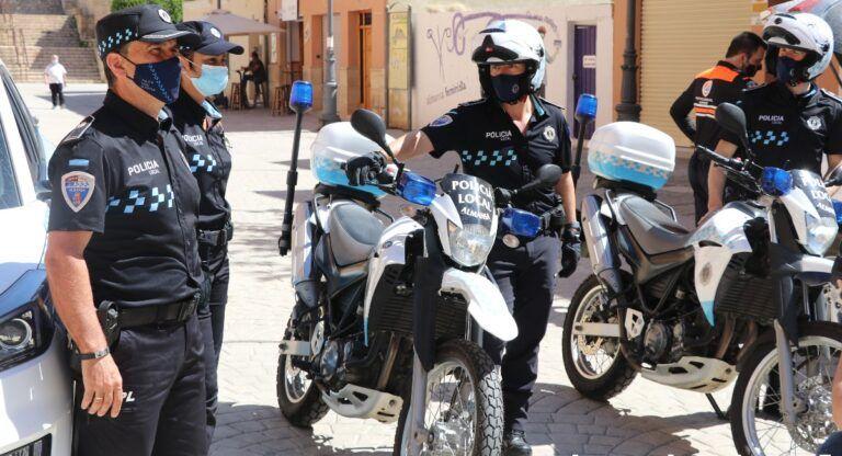 Policia Local de Almansa