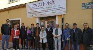 Podemos Almansa pregunta a Roselló: «¿Fue un error construir el Hospital de Almansa?»