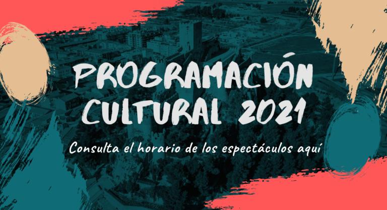 Programación cultural en Almansa 2021