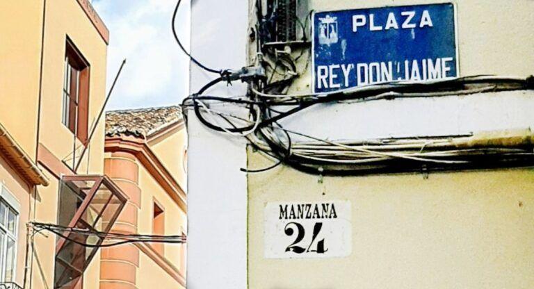 placas calles almansa