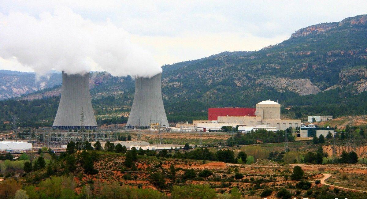 Central Nuclear Cofrentes Lorenzo Garcellor