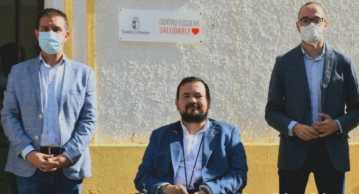 Diputación Albacete ayudas Colegios