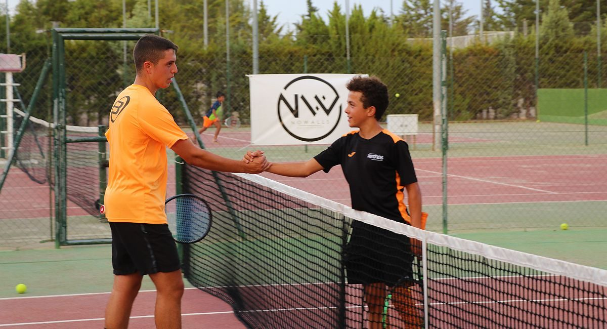 Torneo de Tenis de Verano en Almansa