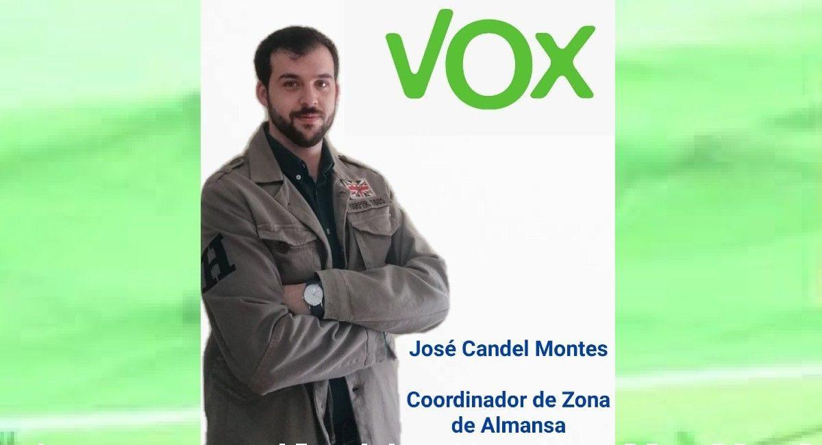 Jose Candel Montes Almansa