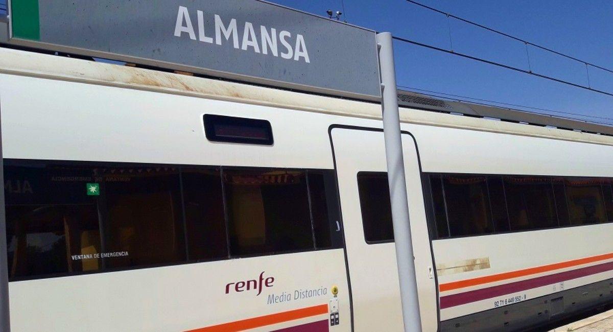 Huelga de ADIF en Albacete y España