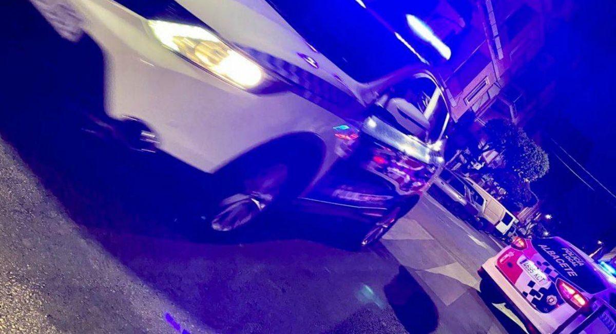 Atentado Policia Local Albacete / Facebook Policia Local Albacete