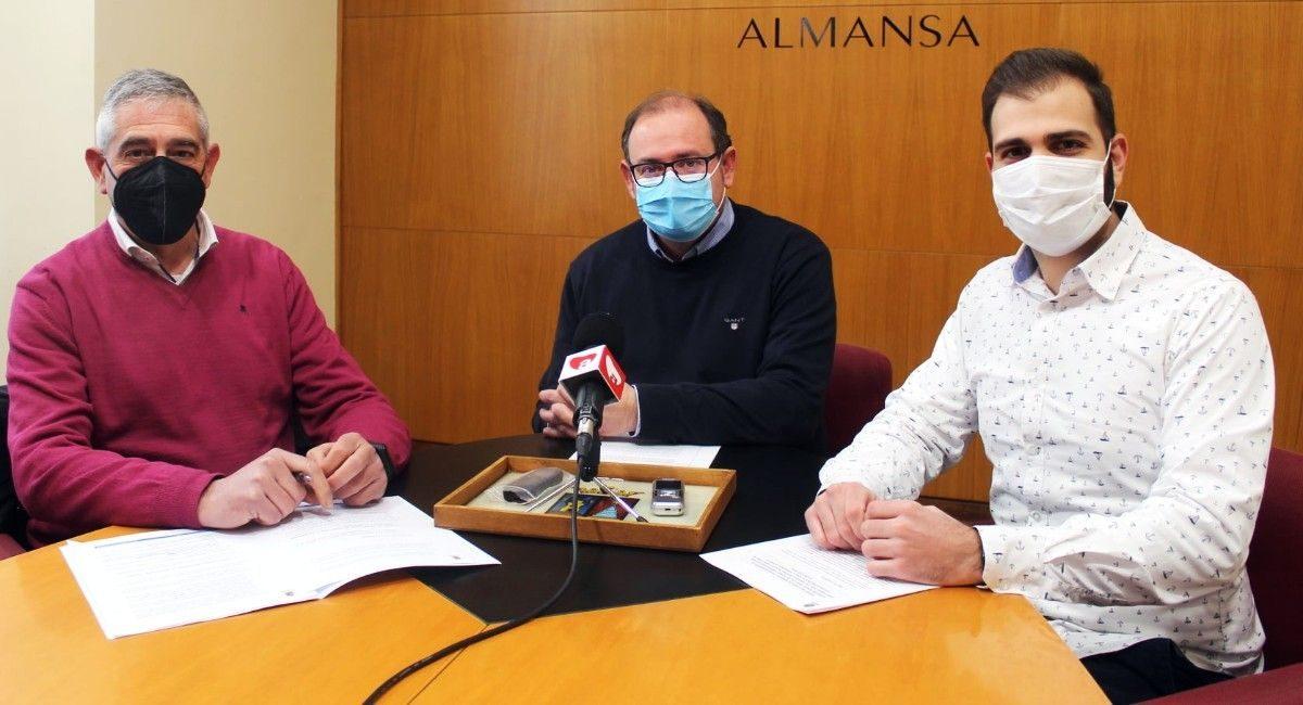 Ayudas COVID para empresas de Almansa