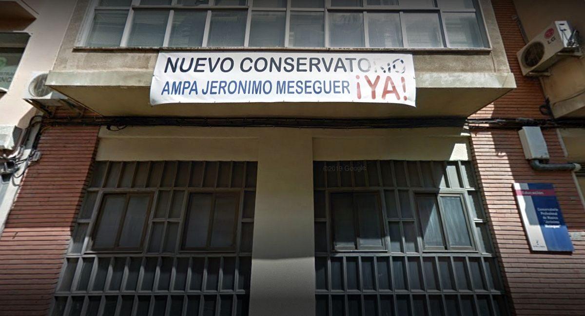 Nuevo conservatorio en Almansa