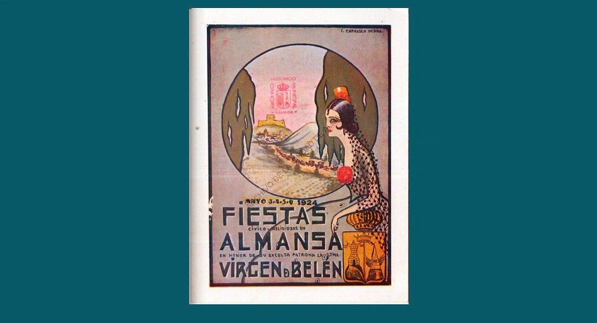 Libro de Fiestas de Almansa