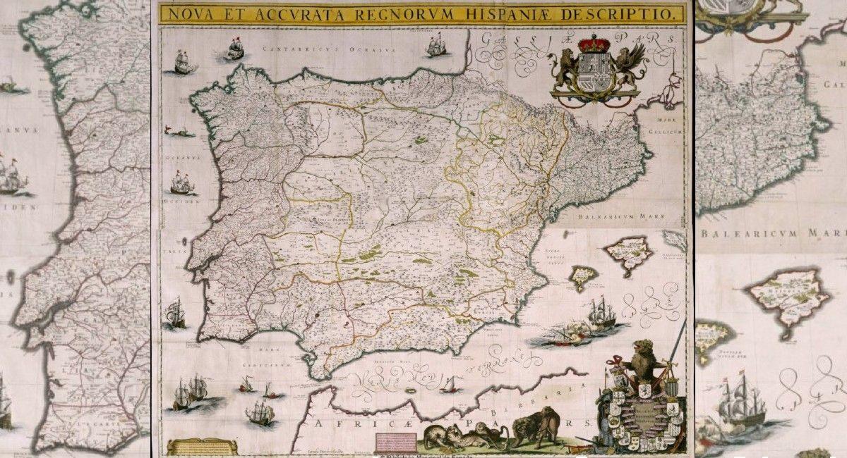 mapa almansa cartoalmansa